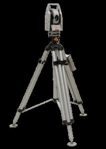Laser zum Ausrichten von Fixatoren