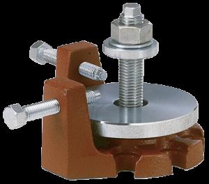 BW-Fixatoren Baureihe MS Elektromotoren und horizontales Richten